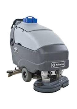 industrial auto scrubber