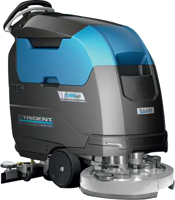 trident automatic floor scrubber